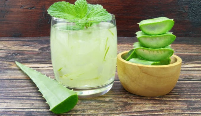 Aloe vera juice benefits:Benefits of drinking aloe vera juice first thing in the morning
