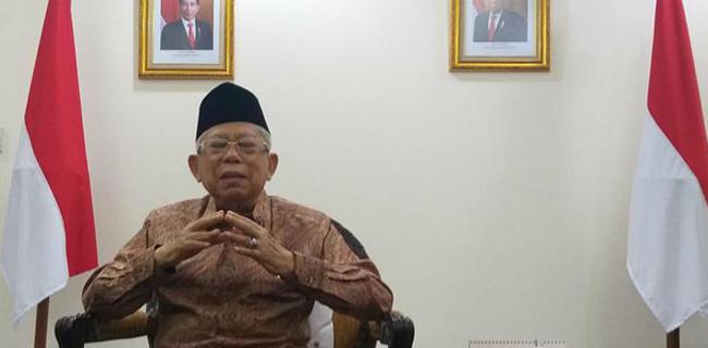 Pengamat: Maruf Amin Harus Kembali Ke NU Agar Tidak Rawan Digoyang