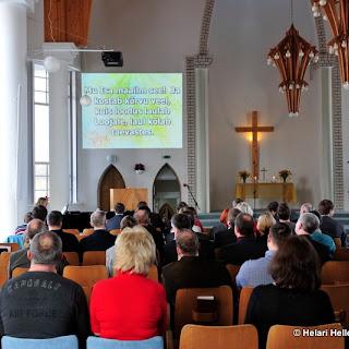 EEKBKL Aastakonverents Salemi kirikus