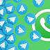 تحديثات جديدة على تيليجرام.. هل يحل (تليغرام) محل (واتساب) ؟