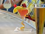 Elaborate drinks for everyone!