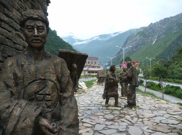 CHINE SICHUAN.KANDING , MO XI, et retour à KANDING fête du PCC - 1sichuan%2B1567.JPG