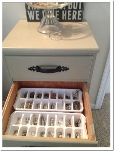 Organizador de bijouterias