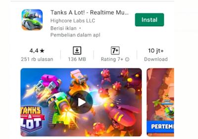 Game Multiplayer Android Terbaik 2021