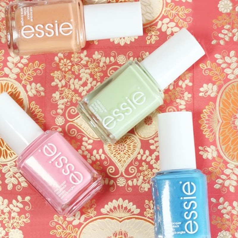 [Swatches] Essie–Going Guru LE