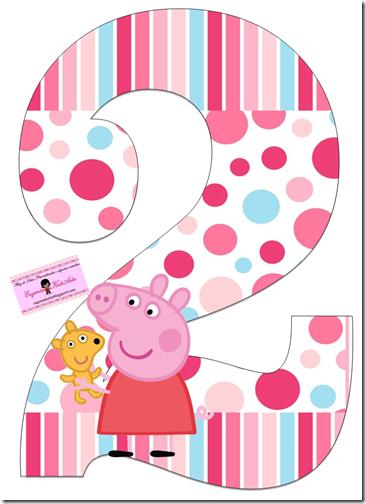 cumpleños peppa pig numeros (2)
