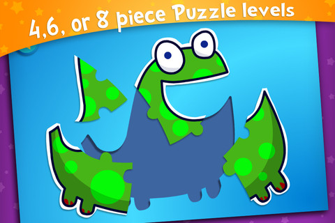 Alien Buddies Puzzle