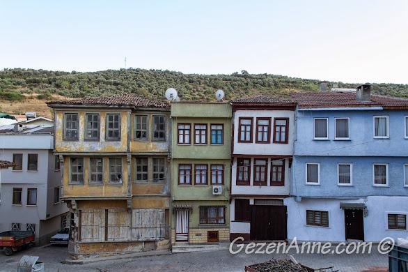 Bursa, Trilye'deki evler
