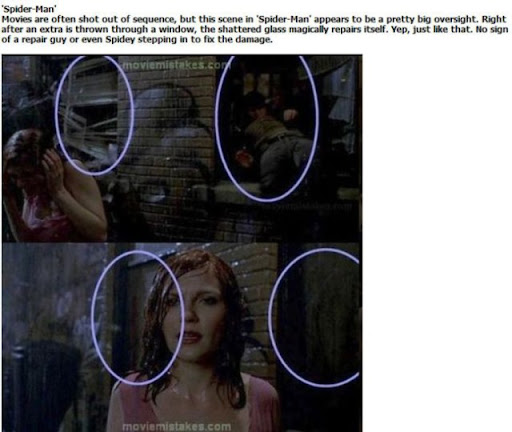 The Worst Holywood Movie Mistakes (15 PICS) | Funny Photos