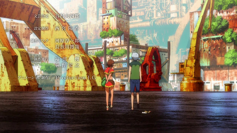 Gargantia on the Verdurous Planet - 13 [END] - gargantia13_127.jpg