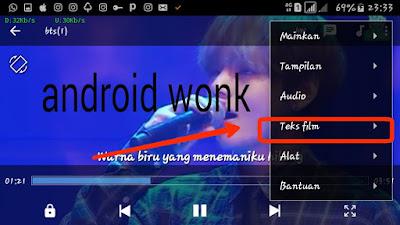 Cara Download Vidio di v live dengan subtitle