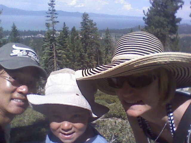 Lake Tahoe Hike