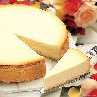 Simple Cheese Cake.