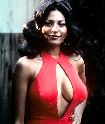 Pam grier sexy red speaking, recommend