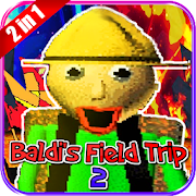 Buldi's Field Trip in Camping: Scary game 2019