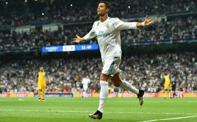 Video: Real Madrid 3 – 0 APOEL Nicosia [Champions League] Highlights 2017/18