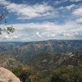 1. Mexikoreise: Creel und die Kupferschlucht