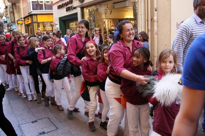 19è Aniversari Castellers de Lleida. Paeria . 5-04-14 - IMG_9389.JPG