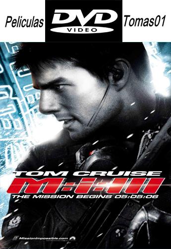 Misión imposible 3 (2006) DVDRip