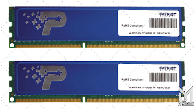 Brand Ram Komputer Terbaik : Patriot