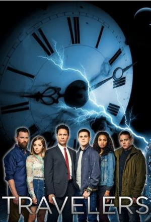 Kẻ Du Hành :Phần 2 ( Travelers :Season 2 ) 2018 - Phim Mỹ