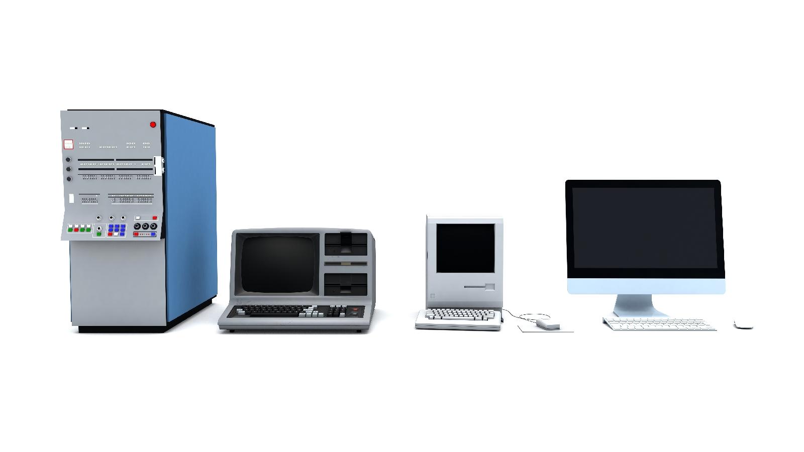 ย้อนอดีตวิวัฒนาการ กว่าจะมาเป็น Laptop-Tablet ยุคดิจิทัล