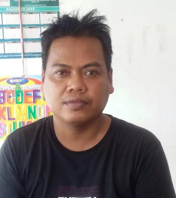 Oknum Ketua RT dan Mantan Kades Dilaporkan Menyerobot Tanah Warga