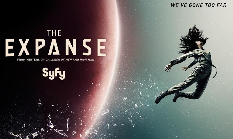 A Syfy új sorozata a Leviatán ébredése alapján készült