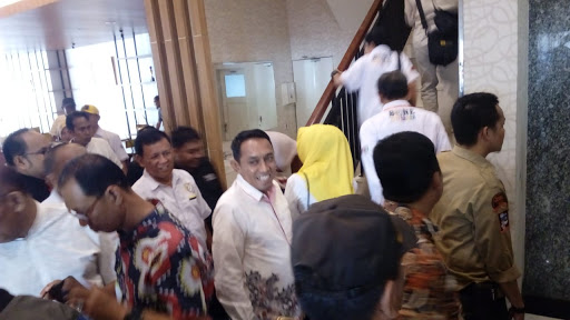 Ketua DPRD Bone Hadiri Penetapan Tafa'dal, Ini Pesan dan Harapannya