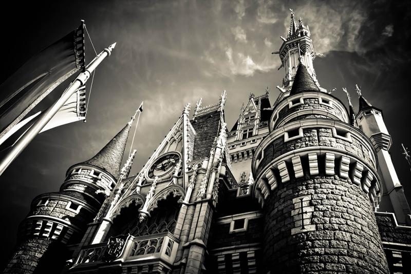 Dramatic Castle
