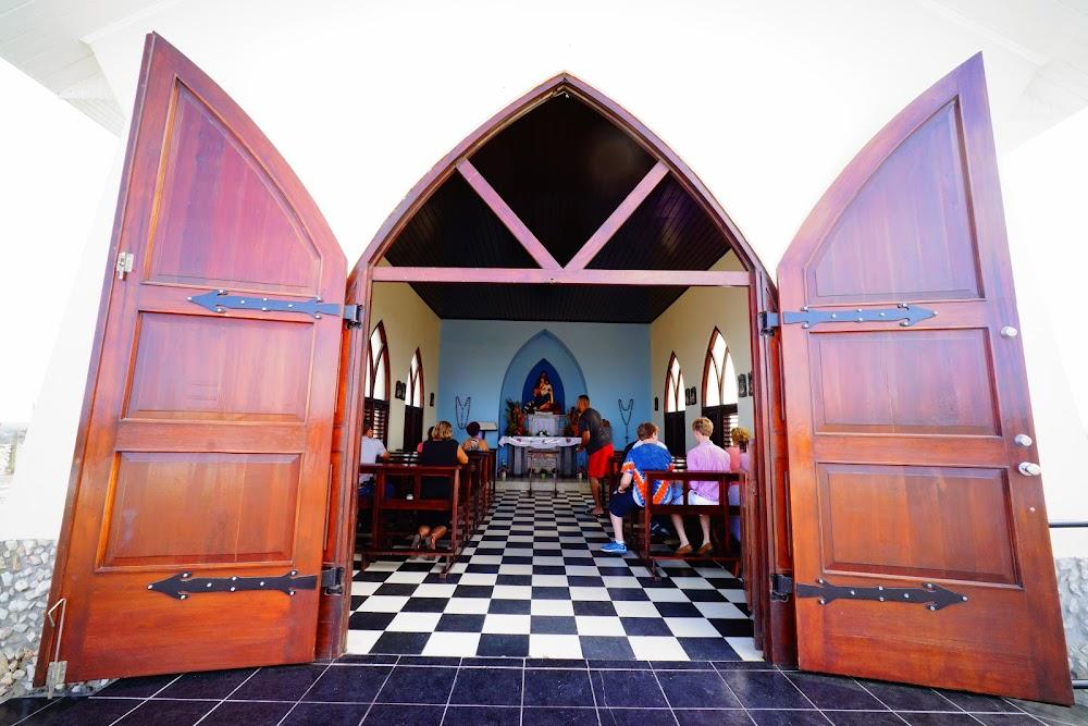 capilla de alto vista, Aruba