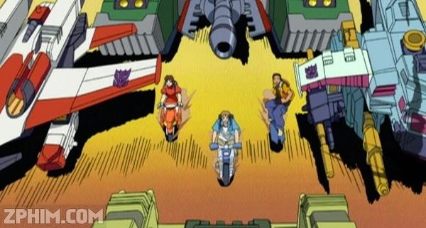 Ảnh trong phim Siêu Người Máy Biến Hình - Transformers: Energon 3