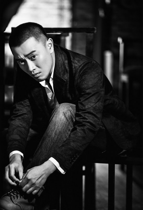 Jiang Yi China Actor