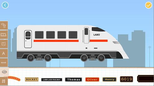 Labo Brick Train Build Game For Kids & Toodlers apkdebit screenshots 4