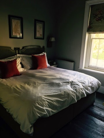 Bedroom, The Pig in Brockenhurst