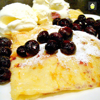 How to Make Crepes or Thin Pancakes Recipe