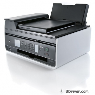 download Dell V525w printer's driver