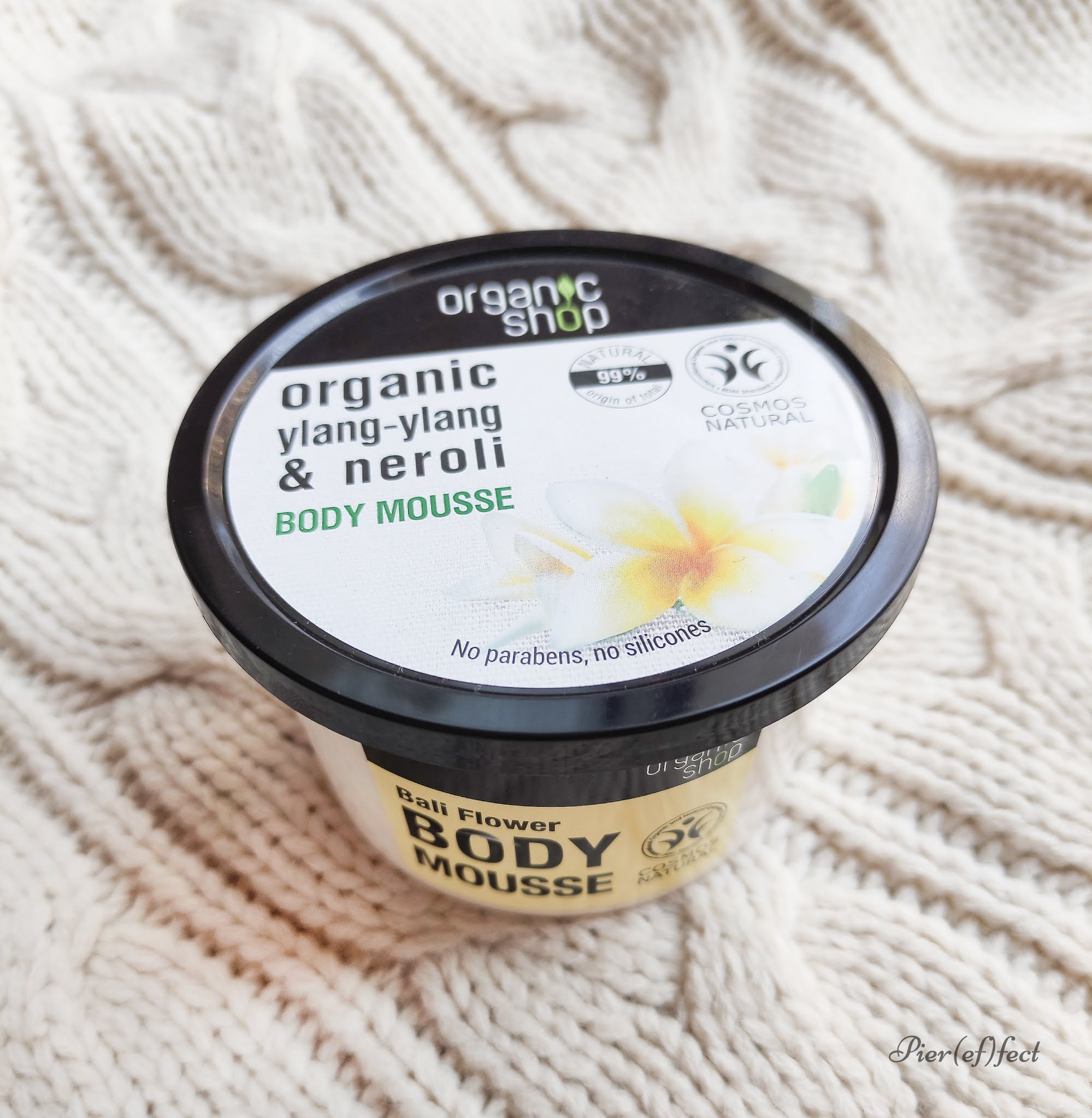 organic shop crema corpo