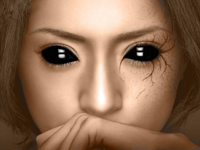 Black Eyes, Death