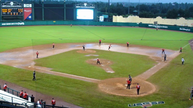 2014 USSSA Major World Series Thursday and Friday game updates!