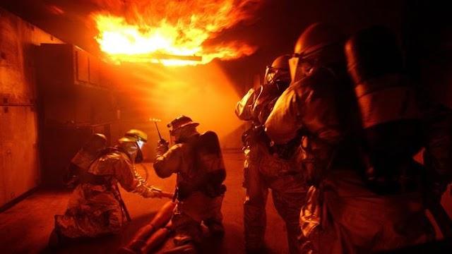 Cek Fakta: Hoaks Kantor Kemensos Kebakaran Pada Senin 7 Desember 2020, Ini Buktinya