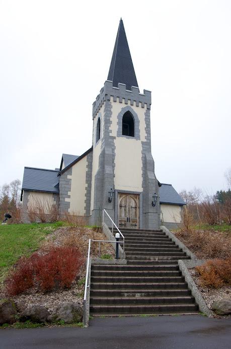 イルムの丘・マーガレット教会