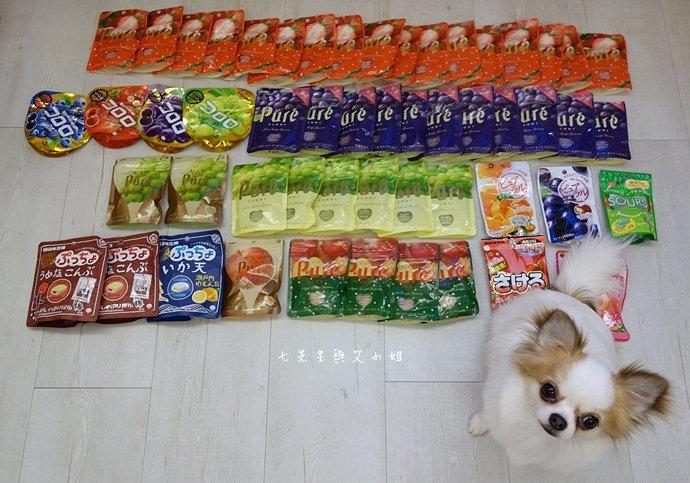 2 日本人氣軟糖推薦 UHA味覺糖 KORORO pure 甘樂鮮果實軟糖