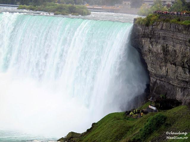 Niagara - Cascada Potcoavei