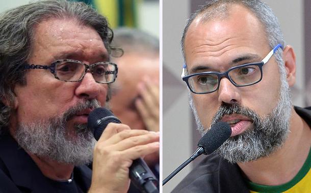 """""""Isso aí é esgoto, o submundo"""", afirma Kakay sobre blogueiro Allan dos Santos"""