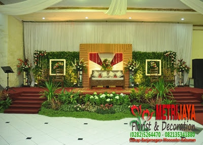 wedding decoration / dekorasi pengantin cilacap