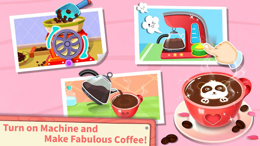 Baby Panda's Cafu00e9- Be a Host of Coffee Shop & Cook 8.24.10.00 15