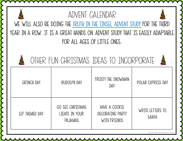 Christmas 2017 Activity & Random Acts of Kindness Calendar: Advent Calendar: Christmas Countdown Calendar for Kids