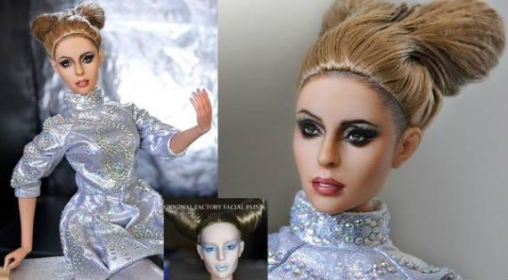 кукла леди гага – ноэль круз