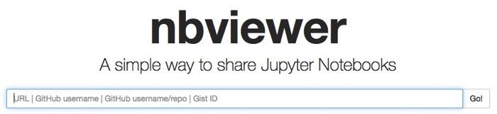 JupyterNotebookViewer